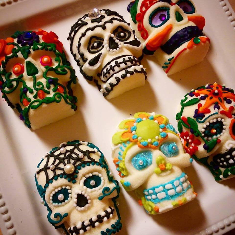 Nora Store Event: Making Sugar Skulls