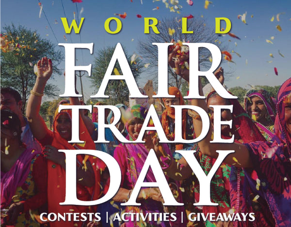 World Fair Trade Day at Global Gifts