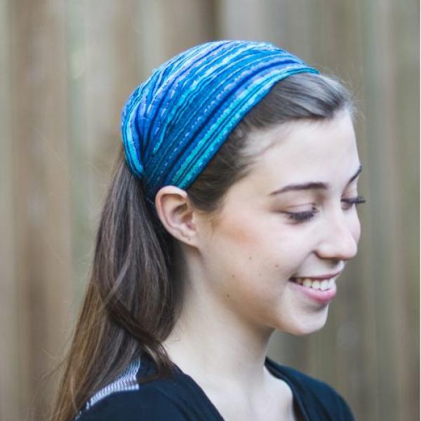 Colorful Woven Headband