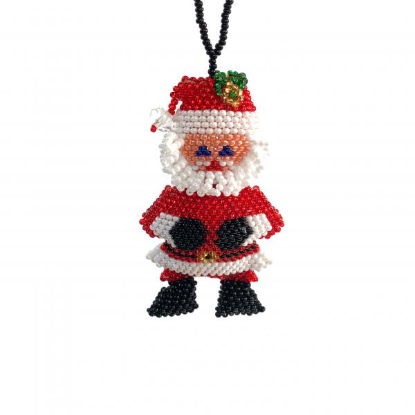 Deluxe Beaded Ornament