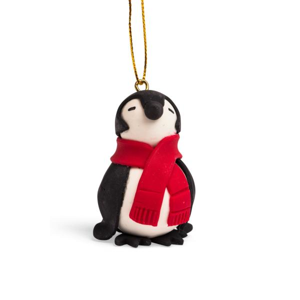 Chilly Penguin Ornament
