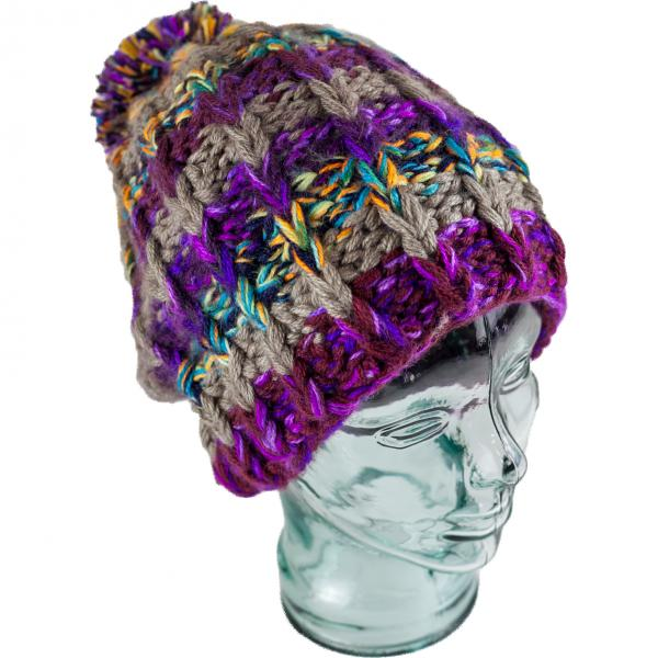 Altiplano Alpaca Wool Hat with PomPom