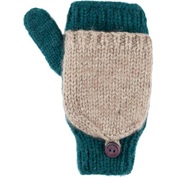 fair trade alpaca flip mittens from andes gifts