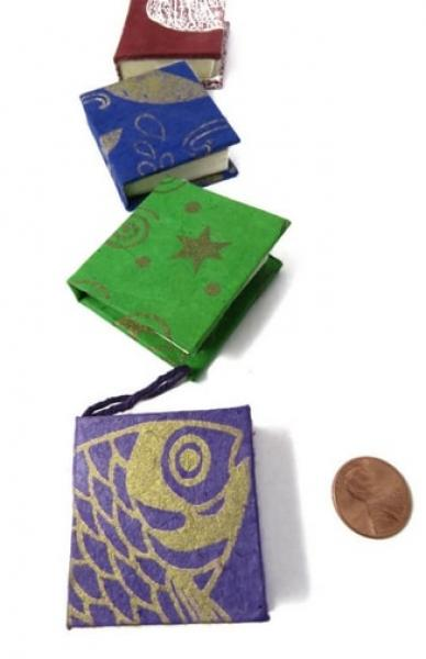 Tiny Lotka Paper Travel Journal