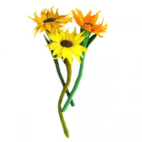 Felt Sunflower Stem