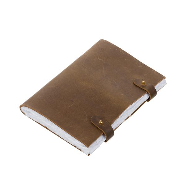 Avni Handmade Leather Journal