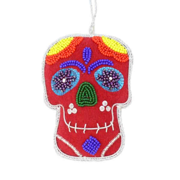 Calavera Ornament
