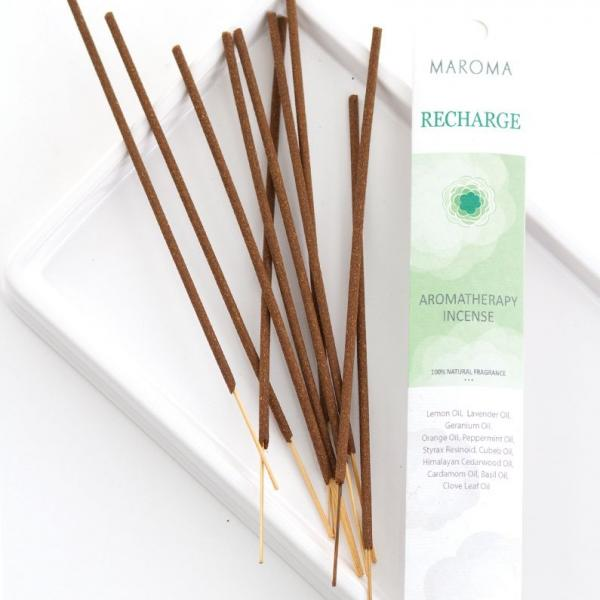 Recharge Aromatherapy Incense