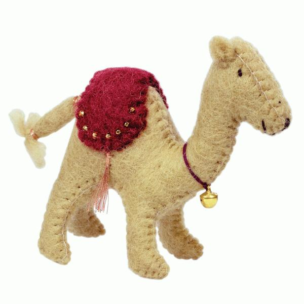 Caravan Camel Ornament