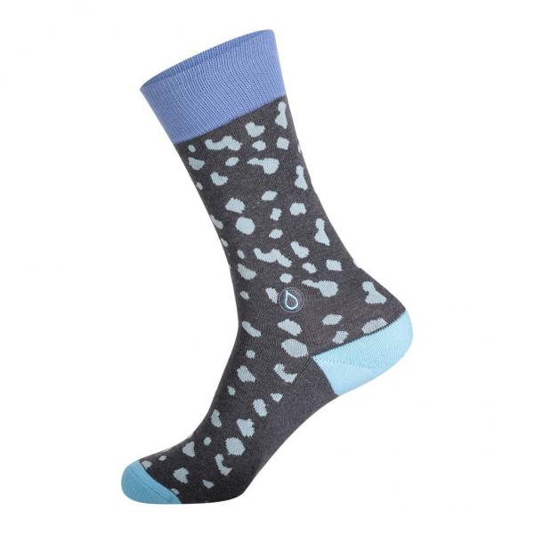 Socks That Give Water: Water Droplets