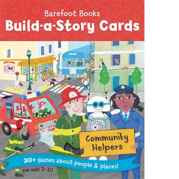 Build A Story: Community Helpers