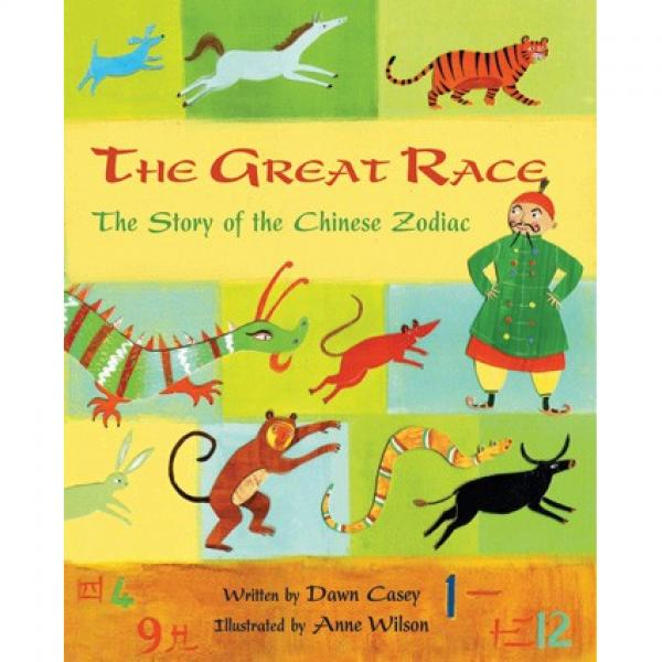 The Great Race: Story of the Chinese Zodiac
