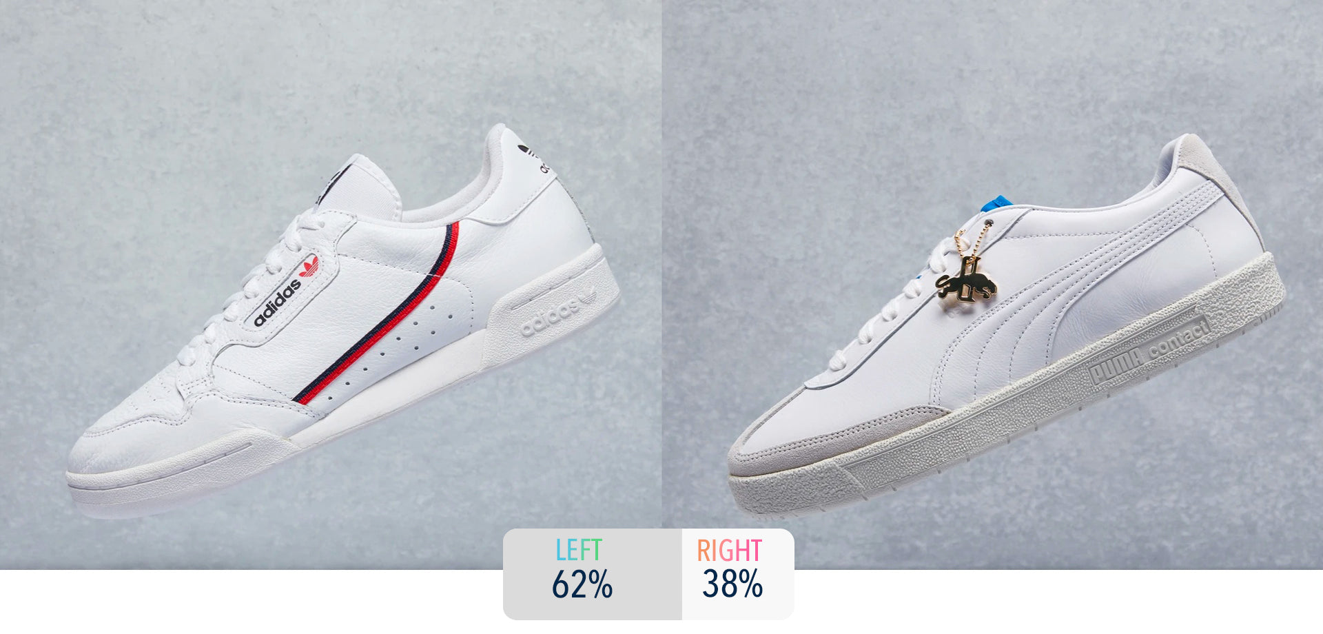 Dropkick: Drop 2 Drop Puma Oslo-City & adidas Continental 80 Shoe