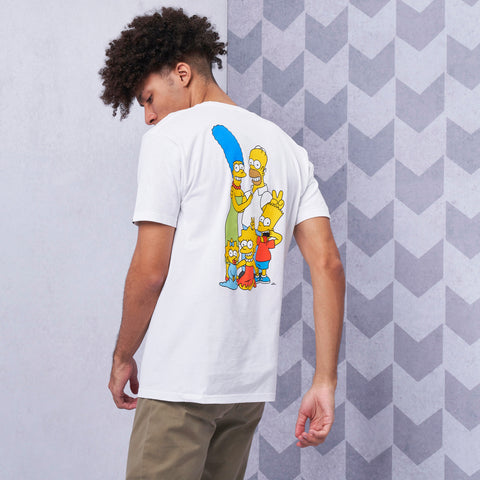 x The Simpsons Family Tee