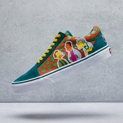 The Simpsons Old Skool Shoe
