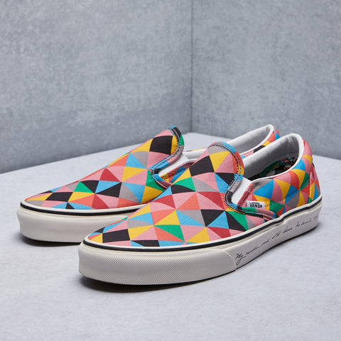 Museum Of Modern Art (MOMA) Faith Ringgold Slip-On Shoe