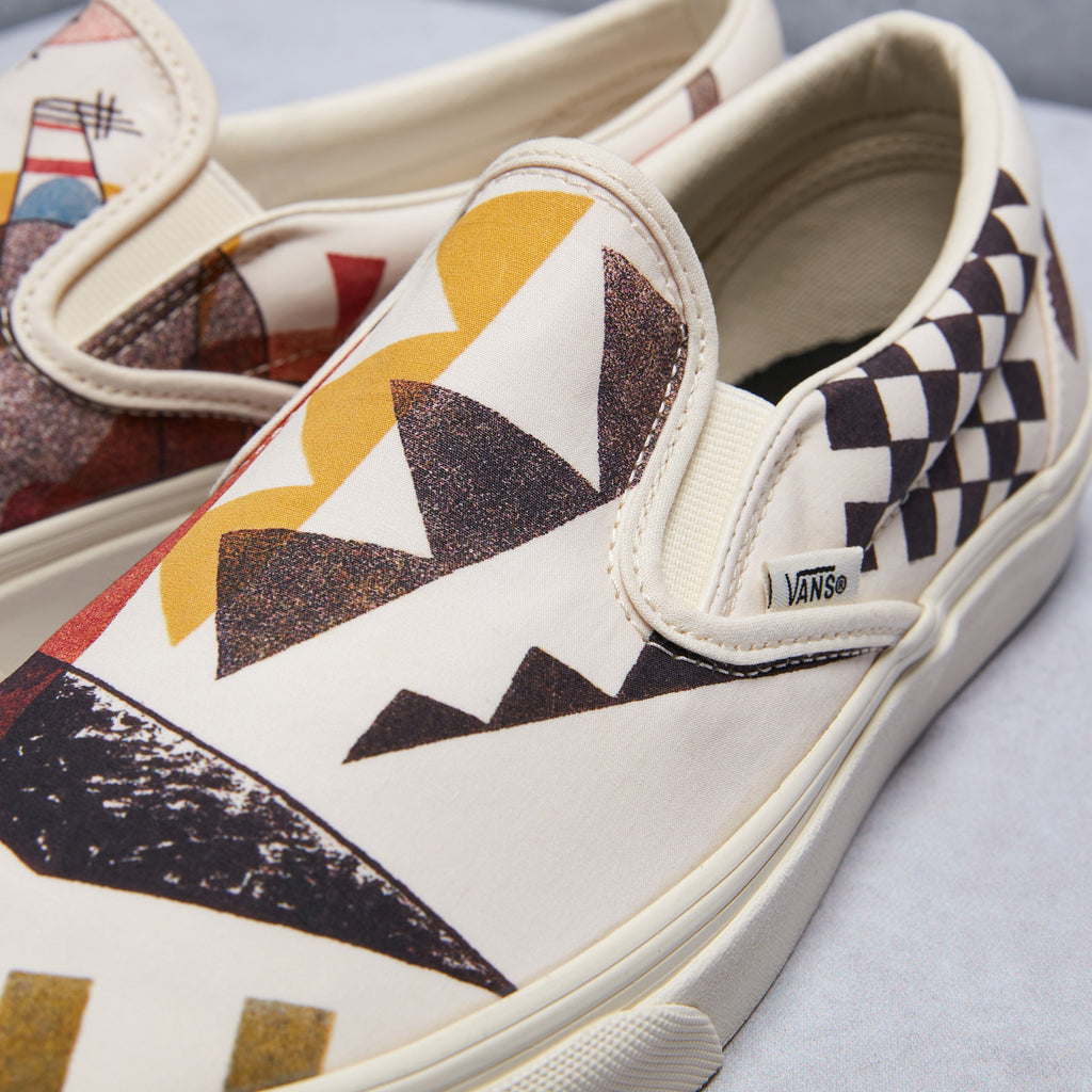 Museum Of Modern Art (MOMA) Vasily Kandinsky Slip-On Shoe