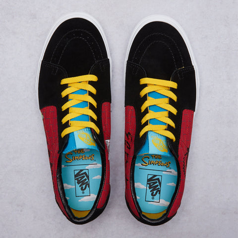 The Simpsons Sk8-Low Shoe