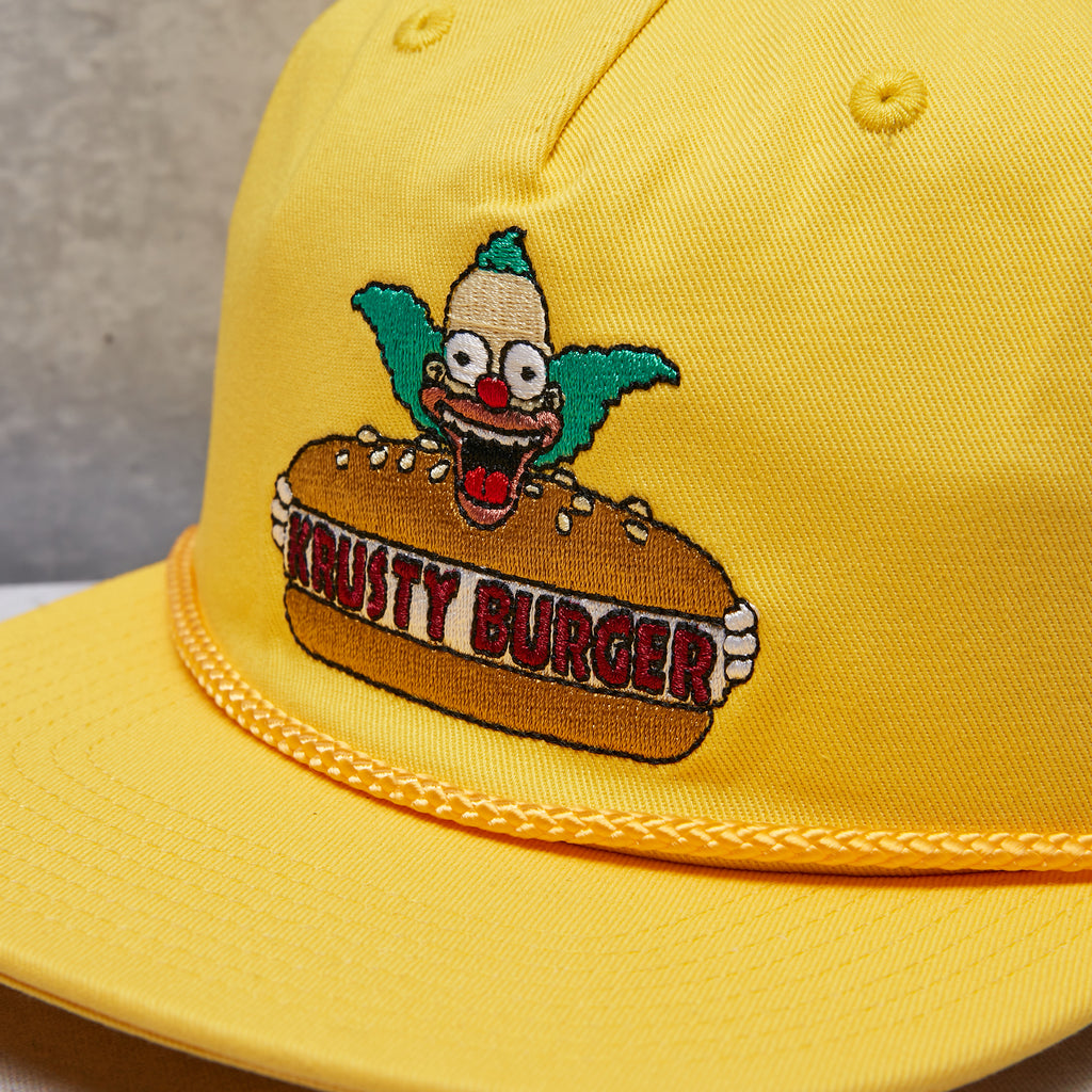 The Simpsons Krusty Shallow Cap
