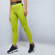 Sportswear Ribbed Leggings