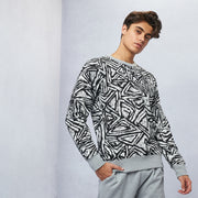 SB Allover Print Sweatshirt