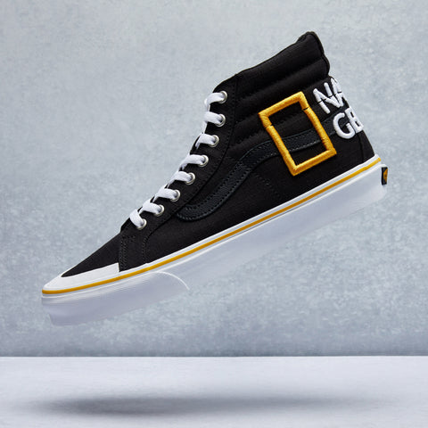 National Geographic Sk8-Hi Reissue 138 Shoe