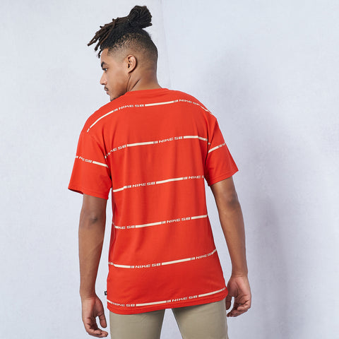 Sb On Deck Stripe Tee