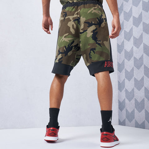 Jordan Jumpman Camo Fleece Shorts