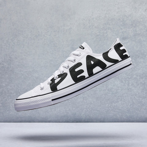 Chuck Taylor All Star Unleash Peace Ox Shoe