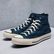 Chuck 70 Vibrant Knit Split Hi Shoe