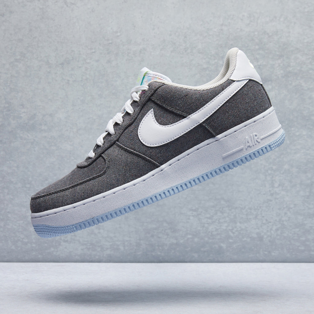Air Force 1 '07 Sustainable Canvas Low Shoe