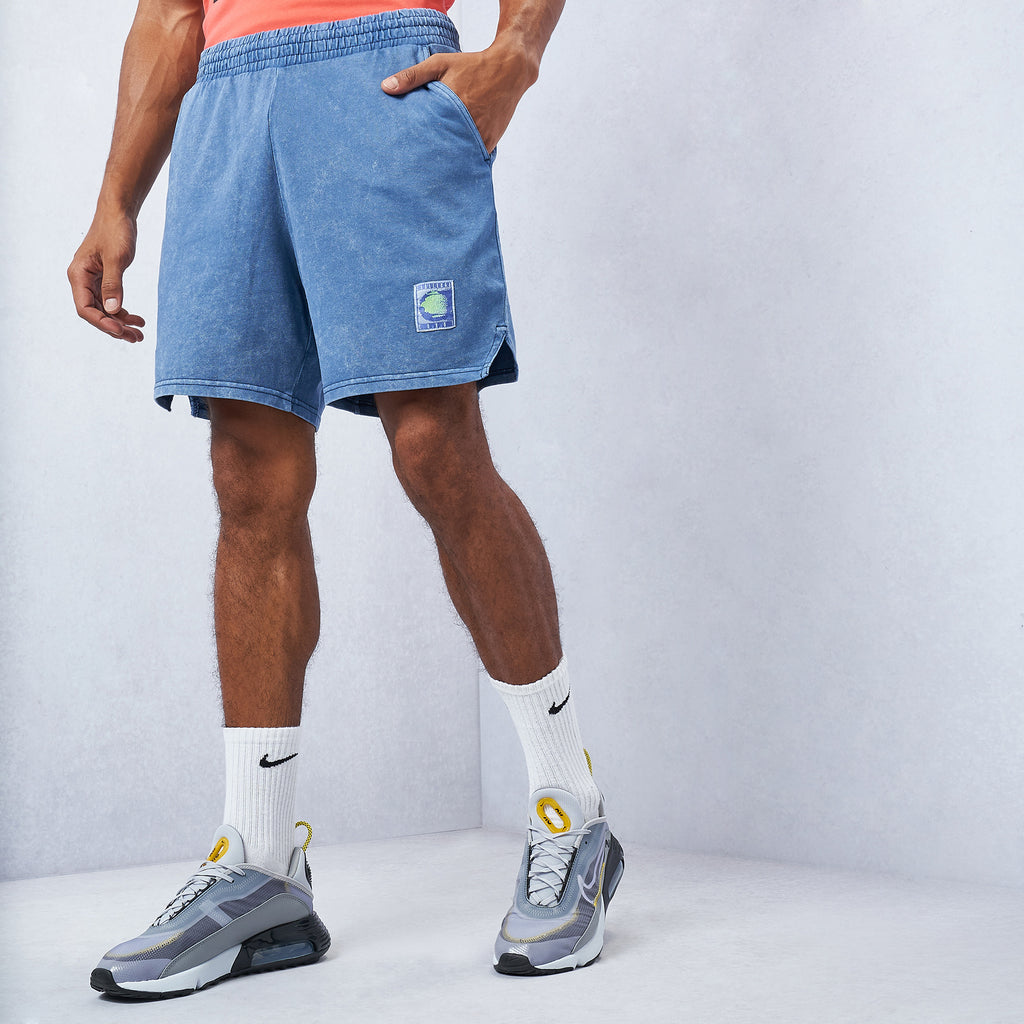 Sportswear Re-Issue Washed Knit Shorts