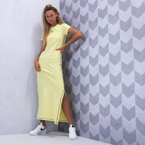 Sportswear Icon Clash Maxi Dress