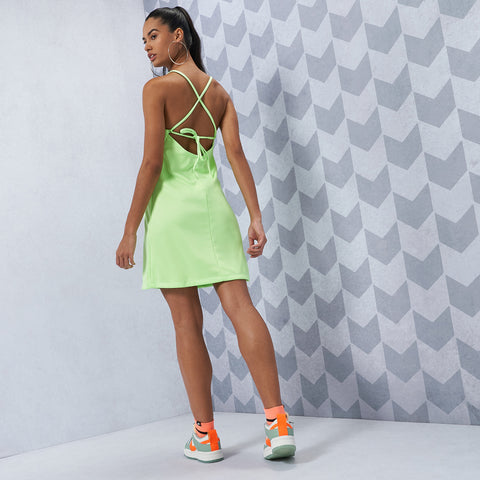 Sportswear Icon Clash Dress