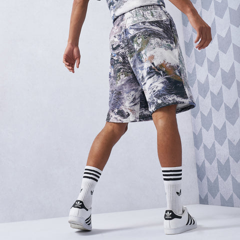R.Y.V. Earth Shorts