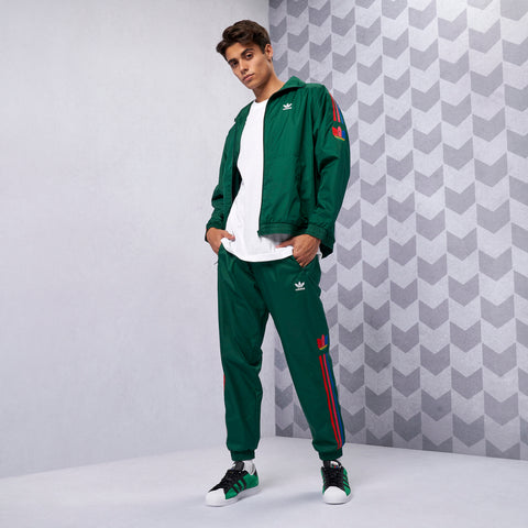 3D Trefoil 3-Stripes Track Jacket