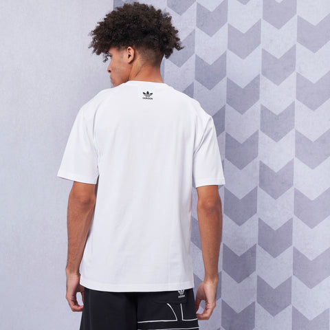 Big Trefoil Outline Tee