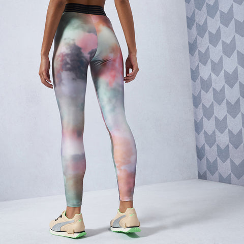 Evide Allover Print Leggings
