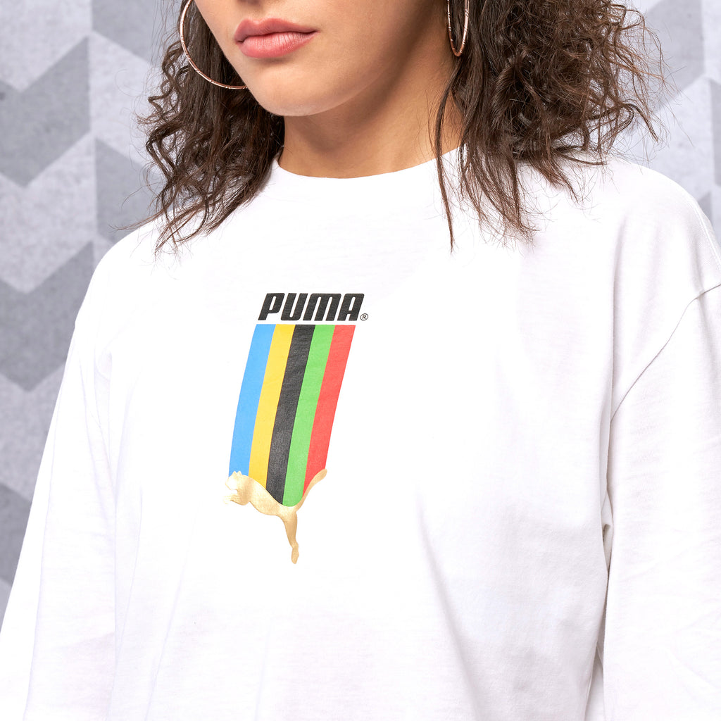 Tailored For Sport Graphic Tee