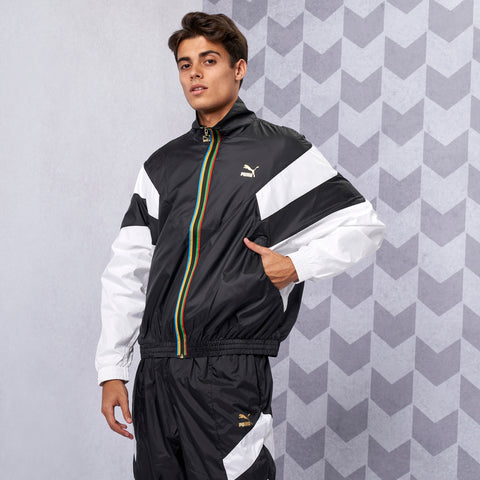 The Unity Collection Tailored for Sport Worldhood Track Jacket