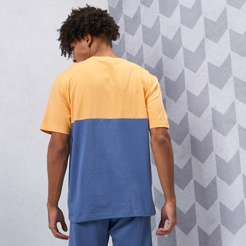 Sliced Multi Trefoil Tee