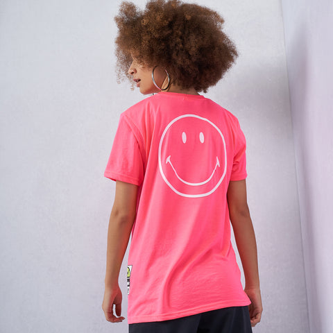Smiley Carnavale Tee