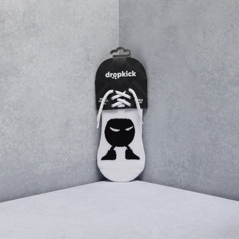 Mean Logo Single Sock