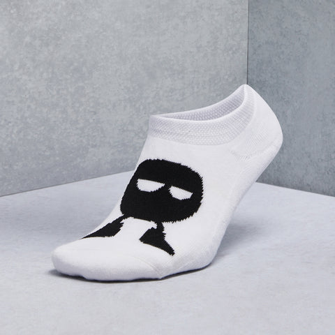 Tired Logo Single Sock