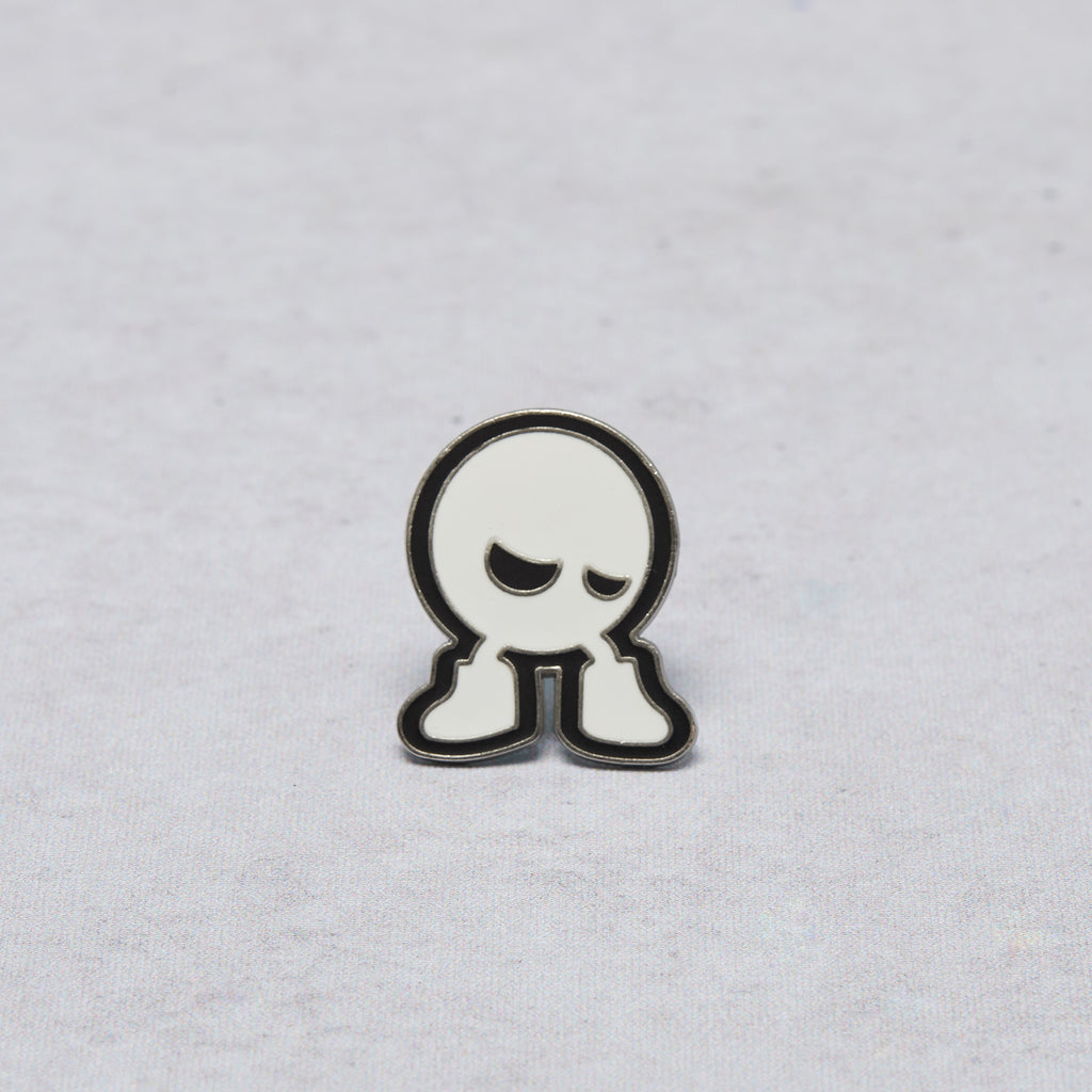 Sad Logo Pinbadge
