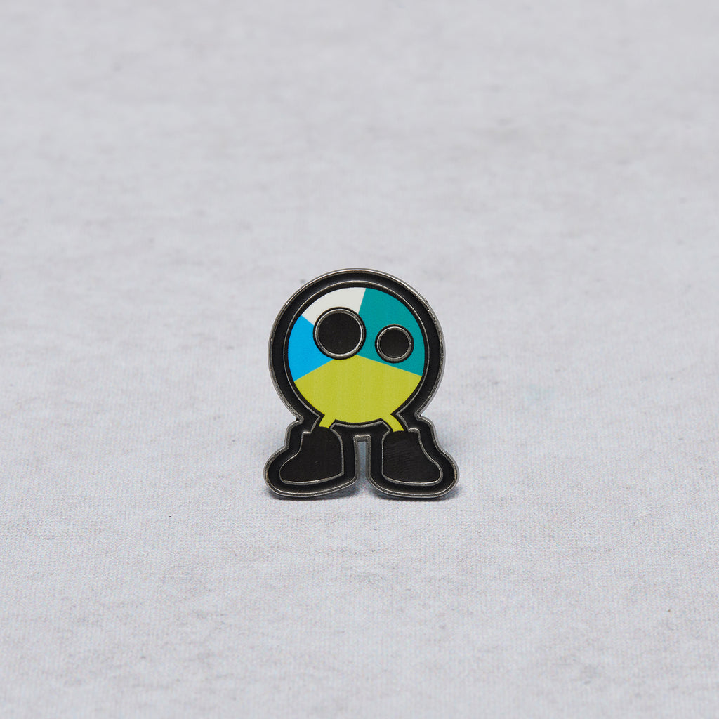 Logo LTD Pinbadge