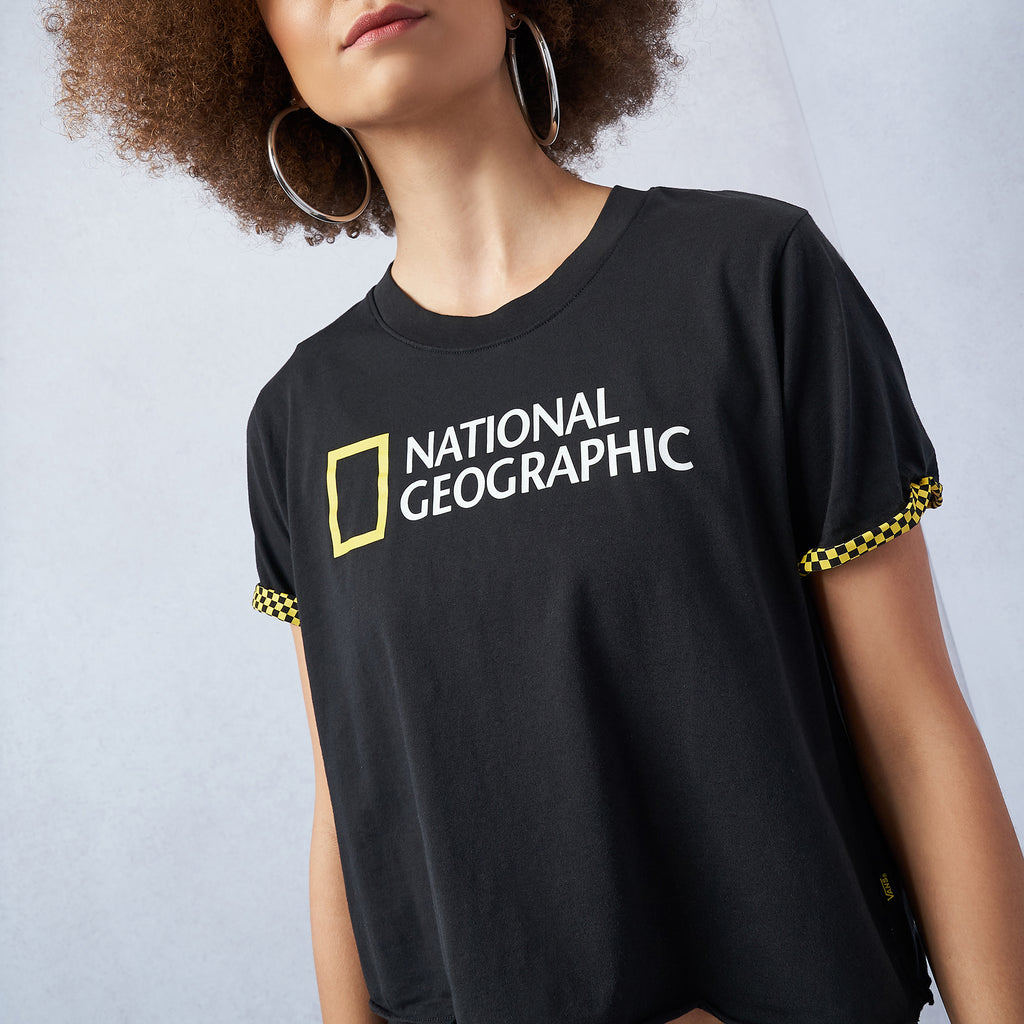 National Geographic Rollout Tee