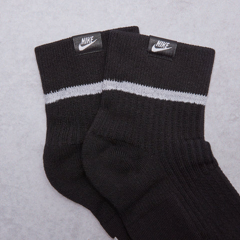 Essential Ankle Socks (2 Pack)