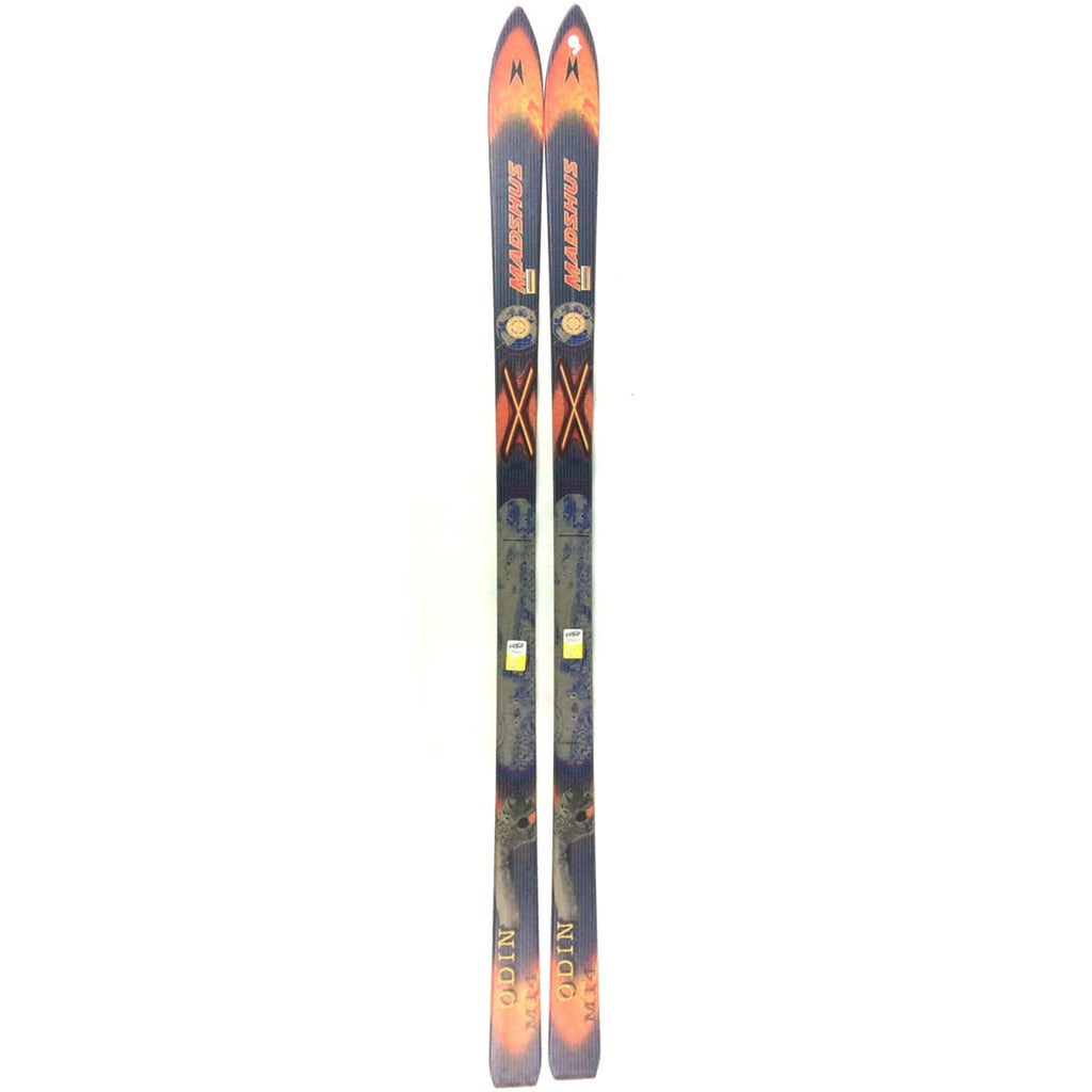 Madshus Odin M14 178cm Telemark Skis w/out Bindings - Used
