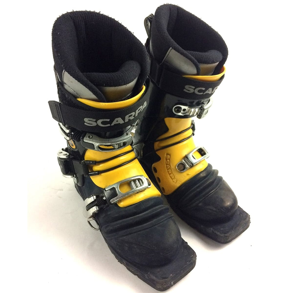 23.0 Scarpa T1 Telemark Boots (US Men's 5/Women's 6) 75mm - Used
